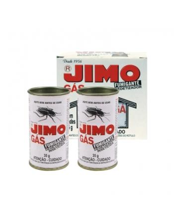 JIMO GAS ESTOJO COM 02 TUBOS DE 35G