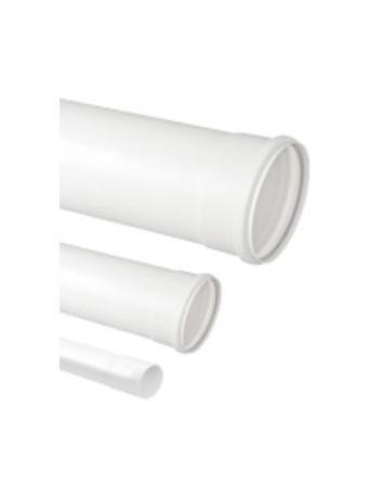 TUBO PVC ESGOTO DN 50MM BARRA COM 6,0M