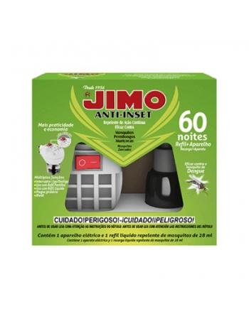 JIMO ANTI-INSET APARELHO COM REFIL LIQUIDO