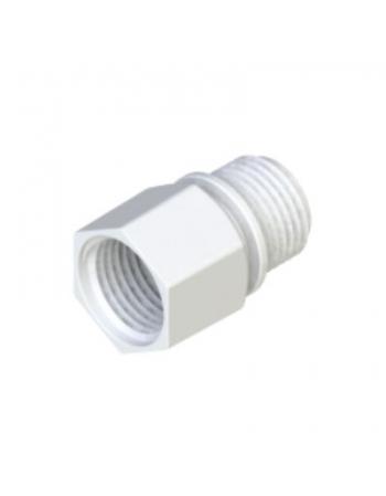 PROLONGADOR PLASTICO 1/2 E 3/4 CURTO 20MM 2800