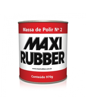 MASSA DE POLIR NUMERO 2 490G