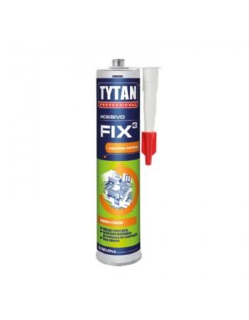 ADESIVO FIX 3 TYTAN 320G BEGE