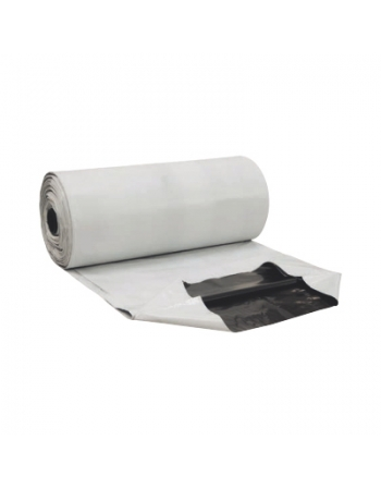LONA PLASTICA SILO PLUS BRANCA/PRETA 6X50M 28KG REF 150