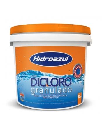 CLORO GRANULADO PARA PISCINA BALDE 2,5KG