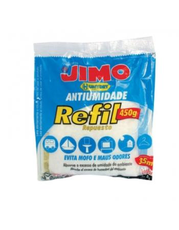 JIMO ANTIUMIDADE REFIL INODORO 450G