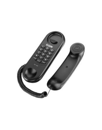 TELEFONE COM FIO GONDULA PRETO TC20PT