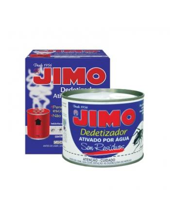 JIMO DEDETIZADOR ATIVADO POR AGUA 10G