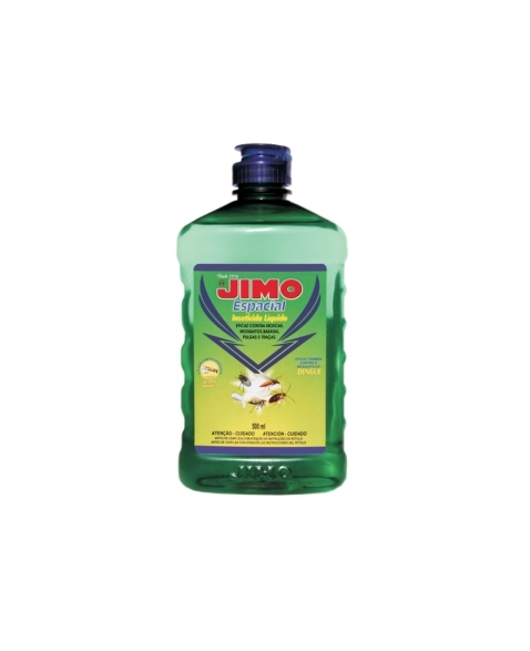 JIMO ESPACIAL INSETICIDA 500ML