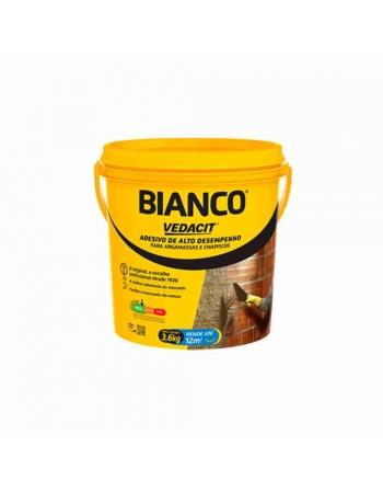 BIANCO ADESIVO CHAPISCOS E ARGAMASSAS 3,6L